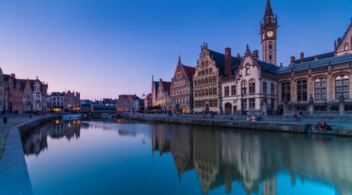 Lezing: de geschiedenis van Gent