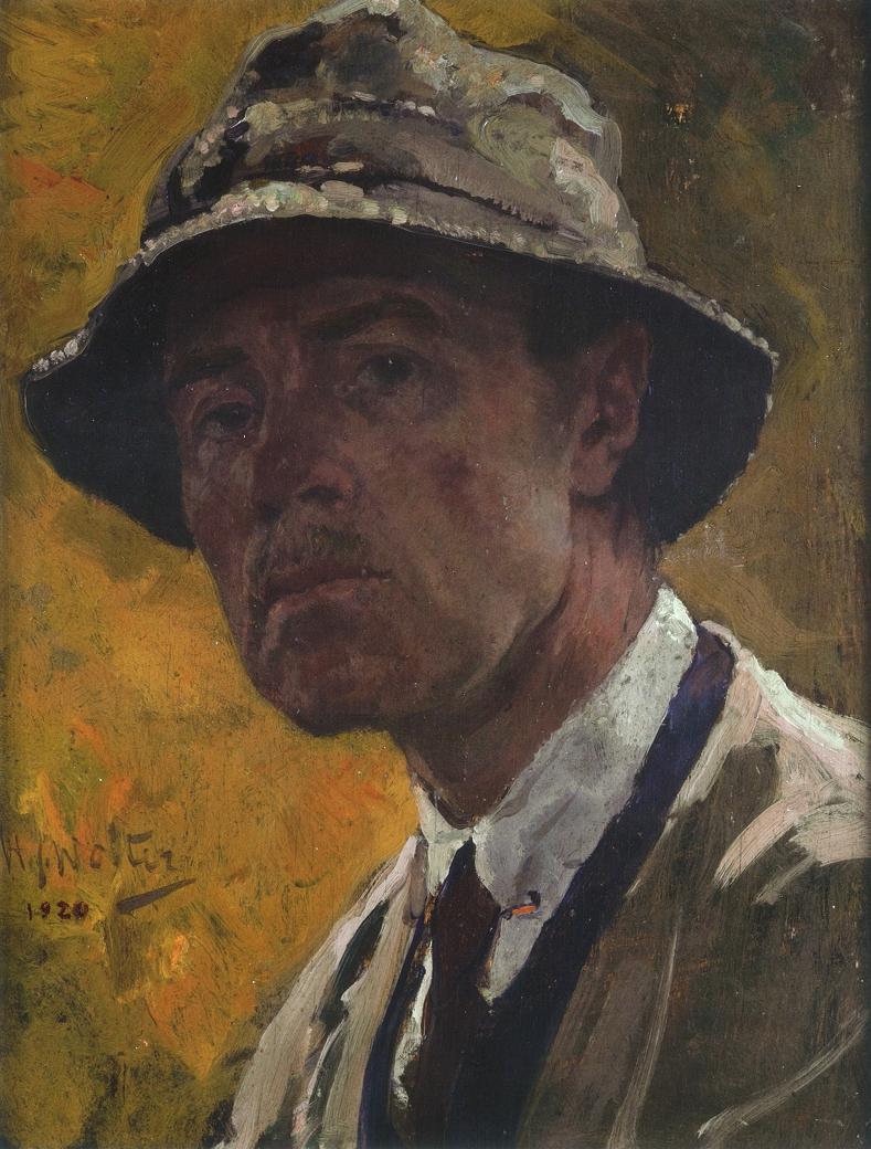24-zelfportret-flehite