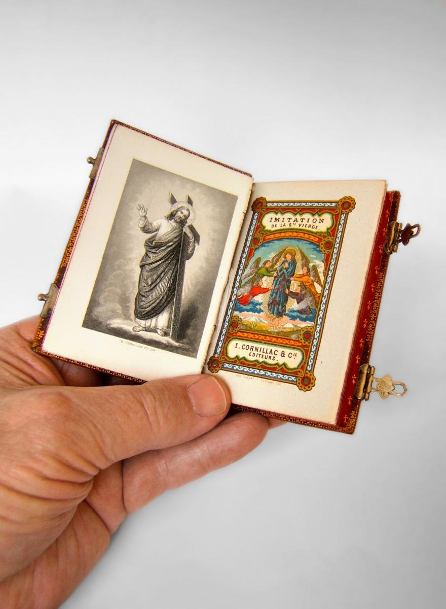 9. Miniboekjes met sluitwerk