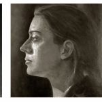 Artcafé Portret schilderen 2019