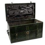 Onbekende vervaardiger, circa 1700-1800, IJzer, H 36 B 72 D 38 cm. Inventarisnr. 1234